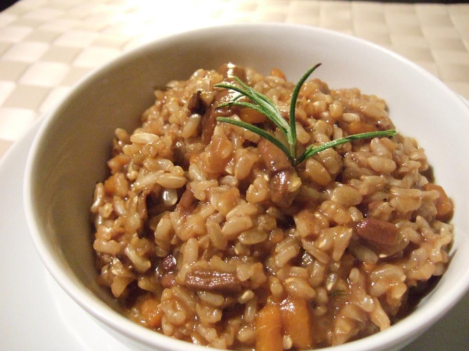 Brown Rice Makes You Poop