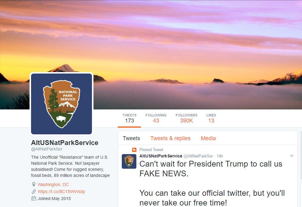 national-park-servivces-alt-twitter-page