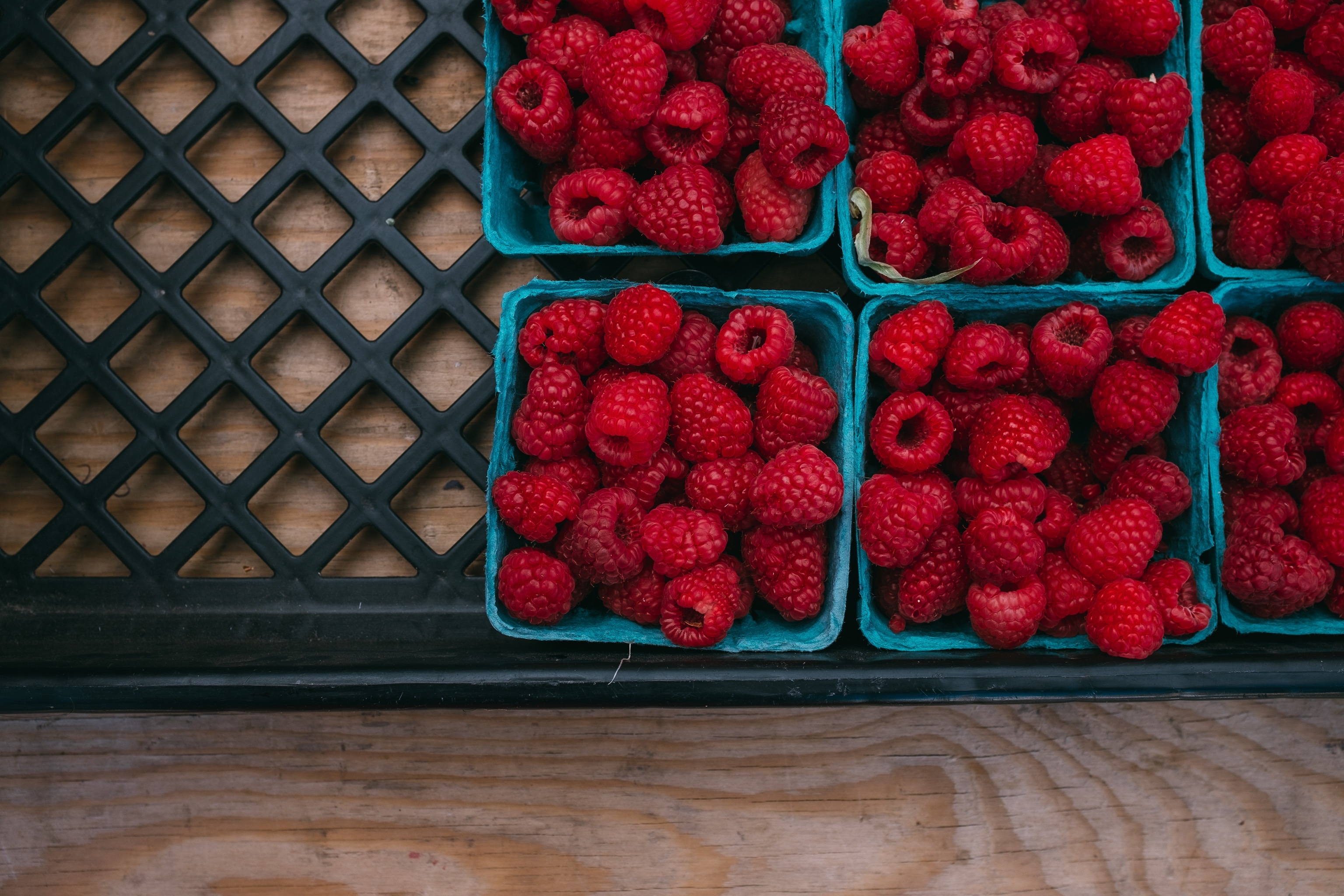 raspberries make you poop