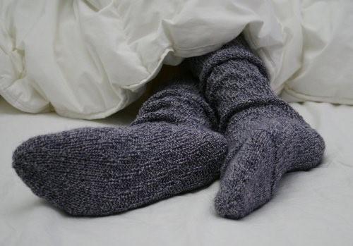socks over detox feet pads