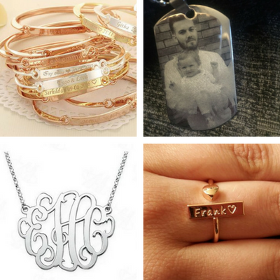 AliExpress Monogrammed Jewelry Review: Must-Read Before Buying!
