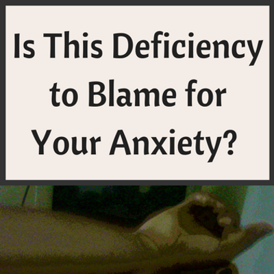 Dr Oz: Vitamin B12 Deficiency Causes Anxiety & Worrying + Low B12 Quiz