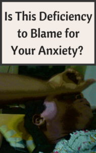 Dr Oz: Anxiety Caused By Vitamin B12 Deficiency & Self Test